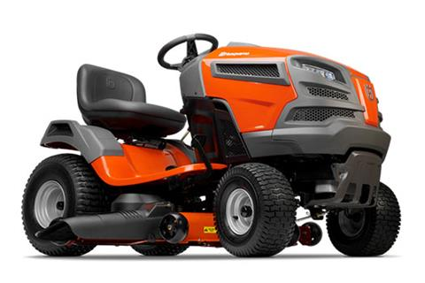 2018 Husqvarna Power Equipment YTH20K42 Lawn Tractor Kohler Electric in Saint Johnsbury, Vermont