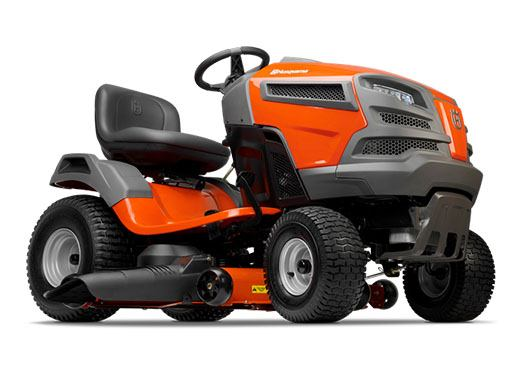 2018 Husqvarna Power Equipment TS 348D Lawn Tractor Kohler in Berlin, New Hampshire