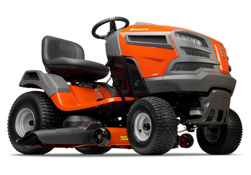 2018 Husqvarna Power Equipment YTH24K48 Kohler (960 43 02-78) in Unity, Maine