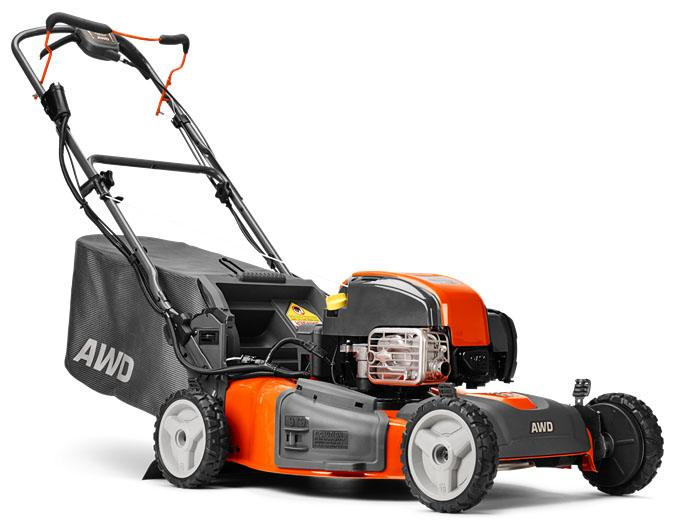 2018 Husqvarna Power Equipment HU725AWDEX Walk Behind Mower Briggs & Stratton in Berlin, New Hampshire