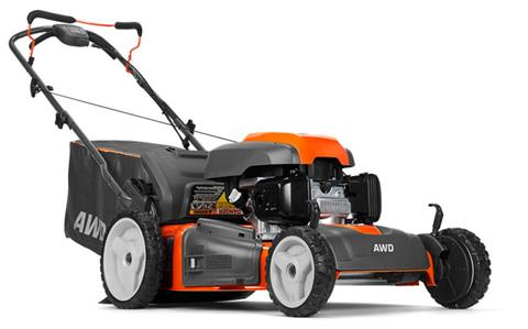 2018 Husqvarna Power Equipment HU800AWDH Walk Behind Mower Honda in Saint Johnsbury, Vermont