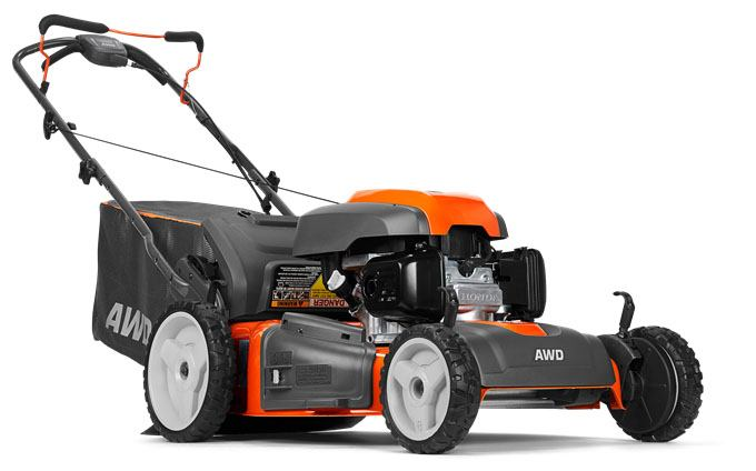 New 2018 Husqvarna Power Equipment Hu800awdh Walk Behind Mower Honda
