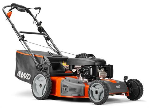 2018 Husqvarna Power Equipment HU800AWDX/BBC Walk Behind Mower Honda in Soldotna, Alaska