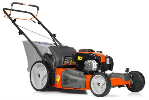 2018 Husqvarna Power Equipment HU550FH Walk Behind Mower Briggs & Stratton in Fairview, Utah