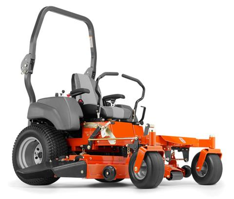2018 Husqvarna Power Equipment M-ZT 52 Zero-Turn Mower Briggs & Stratton in Chillicothe, Missouri