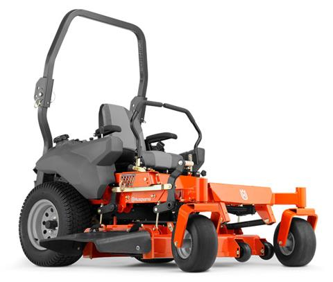 2018 Husqvarna Power Equipment P-ZT 54 Zero-Turn Mower Kawasaki in Chillicothe, Missouri
