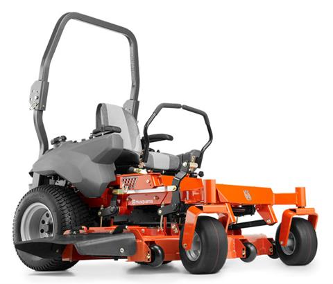 2018 Husqvarna Power Equipment P-ZT 60 Zero-Turn Mower Kawasaki in Saint Johnsbury, Vermont