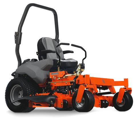 2018 Husqvarna Power Equipment PZ 60 Zero-Turn Mower Kawasaki 25.5 hp in Lancaster, Texas