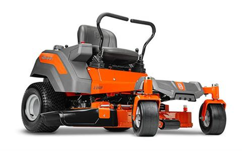 2018 Husqvarna Power Equipment Z242F Zero-Turn Mower Briggs & Stratton in Saint Johnsbury, Vermont