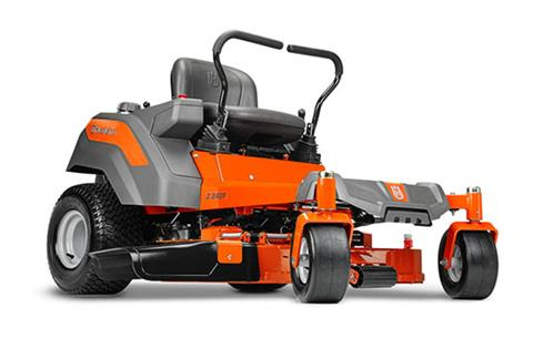 2018 Husqvarna Power Equipment Z242F Zero-Turn Mower Kawasaki Carb in Berlin, New Hampshire
