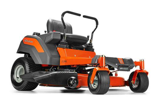 2018 Husqvarna Power Equipment Z246 Zero-Turn Mower Kohler in Berlin, New Hampshire