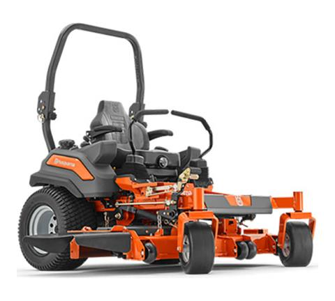 2018 Husqvarna Power Equipment Z554X Zero-Turn Mower Kawasaki in Chillicothe, Missouri