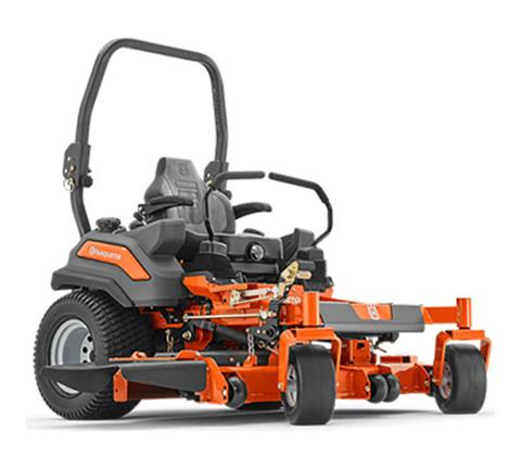 2018 Husqvarna Power Equipment Z560X Zero-Turn Mower Kohler in Saint Johnsbury, Vermont