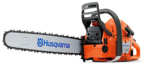 2018 Husqvarna Power Equipment 372 XP X-TORQ 20 in. bar (965 96 83-09) in Barre, Massachusetts