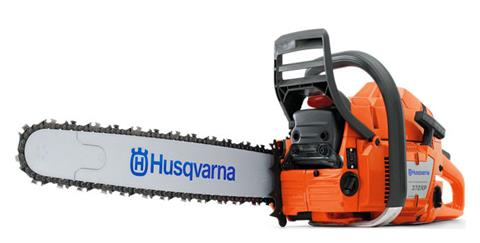 Husqvarna Power Equipment 372 XP X-TORQ 20 in. bar Chainsaw in Barre, Massachusetts