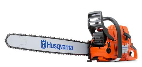 2018 Husqvarna Power Equipment 390 XP 20 in. bar Chainsaw in Hancock, Wisconsin