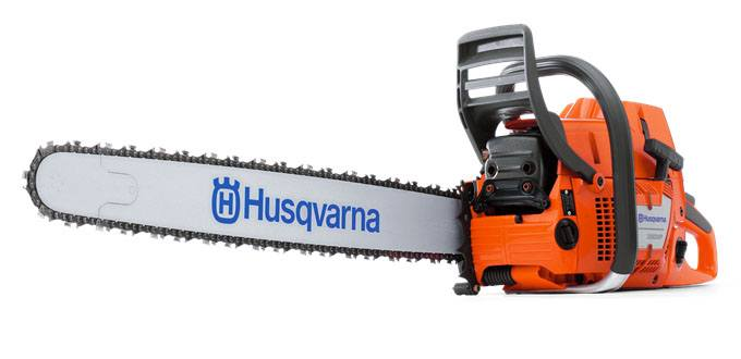2018 Husqvarna Power Equipment 390 XP 24 in. bar Chainsaw in Berlin, New Hampshire