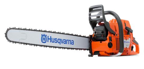 2018 Husqvarna Power Equipment 390 XP 28 in. bar (965 06 07-38) in Barre, Massachusetts