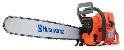 2018 Husqvarna Power Equipment 395 XP 24 in. bar (965 90 27-63) in Barre, Massachusetts