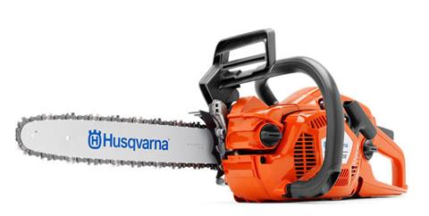 2018 Husqvarna Power Equipment 439 16 in. bar Chainsaw in Berlin, New Hampshire