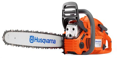 2018 Husqvarna Power Equipment 460 Rancher 24 in. bar Chainsaw in Payson, Arizona