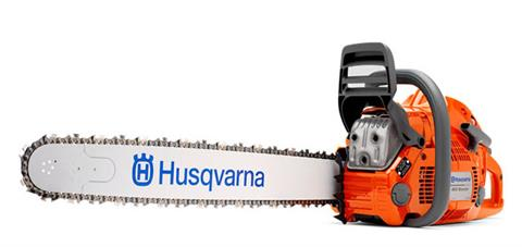 2018 Husqvarna Power Equipment 465 Rancher 20 in. bar Chainsaw in Hancock, Wisconsin