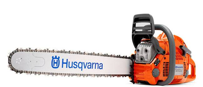 2018 Husqvarna Power Equipment 465 Rancher 24 in. bar Chainsaw in Berlin, New Hampshire