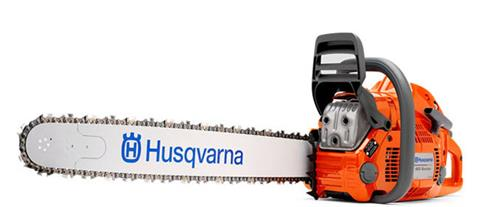 2018 Husqvarna Power Equipment 465 Rancher 24 in. bar Chainsaw in Hancock, Wisconsin