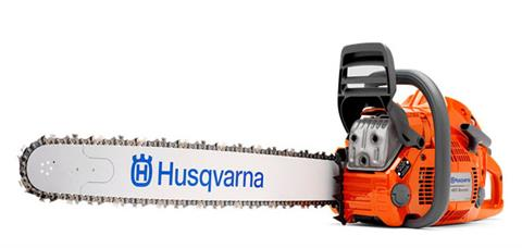 2018 Husqvarna Power Equipment 465 Rancher 28 in. bar Chainsaw in Hancock, Wisconsin