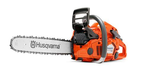 2018 Husqvarna Power Equipment 545 20 in. RSN bar (966 64 85-91) in Berlin, New Hampshire