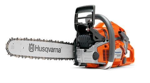 2018 Husqvarna Power Equipment 550 XP TrioBrake 18 in. bar Chainsaw in Jackson, Missouri