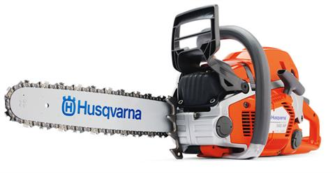 Husqvarna Power Equipment 562 XP 20 in. bar Chainsaw in Berlin, New Hampshire