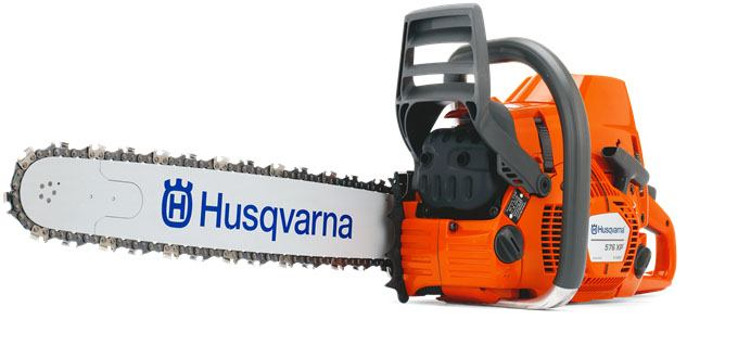 2018 Husqvarna Power Equipment 576 XP AutoTune 24 in. bar (966 87 39-44) in Barre, Massachusetts