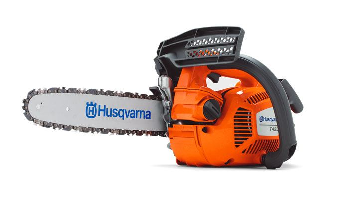 Husqvarna Power Equipment T435 14 in. bar Chainsaw in Talladega, Alabama - Photo 3