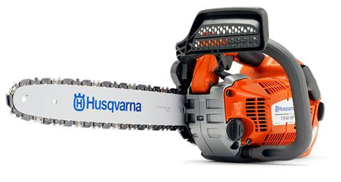 2018 Husqvarna Power Equipment T540 XP 14 in. bar Chainsaw in Berlin, New Hampshire