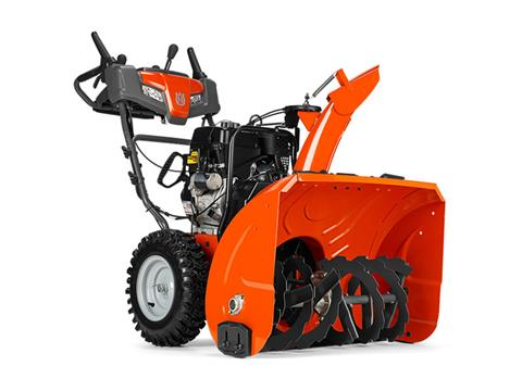 2018 Husqvarna Power Equipment ST 230P Snow Blower in Saint Johnsbury, Vermont