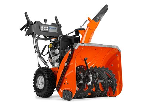 2018 Husqvarna Power Equipment ST 327P Snow Blower in Saint Johnsbury, Vermont