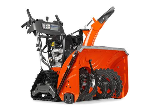 2018 Husqvarna Power Equipment ST 327T Snow Blower in Saint Johnsbury, Vermont