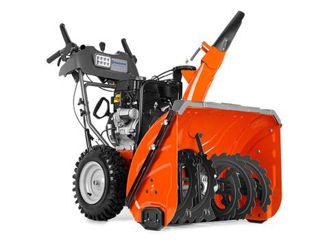2018 Husqvarna Power Equipment ST 330P Snow Blower in Saint Johnsbury, Vermont