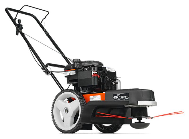 2019 Husqvarna Power Equipment HU675HWT Walk Behind Wheeld Trimmer Briggs & Stratton in Soldotna, Alaska
