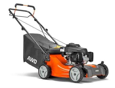2019 Husqvarna Power Equipment LC221A Walk Behind Mower Honda in Soldotna, Alaska