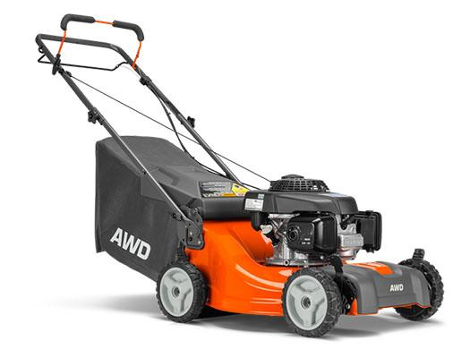 2019 Husqvarna Power Equipment LC221A Walk Behind Mower Honda in Gaylord, Michigan