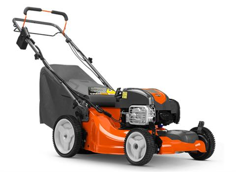 2019 Husqvarna Power Equipment LC221FHE Walk Behind Mower Briggs & Stratton in Fairview, Utah
