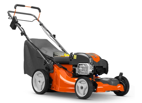 2019 Husqvarna Power Equipment LC221FHE Walk Behind Mower Briggs & Stratton in Gaylord, Michigan