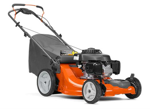 2019 Husqvarna Power Equipment LC221FH Walk Behind Mower Honda in Terre Haute, Indiana