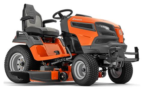 2019 Husqvarna Power Equipment TS 354XD Lawn Tractor Kohler in Gaylord, Michigan