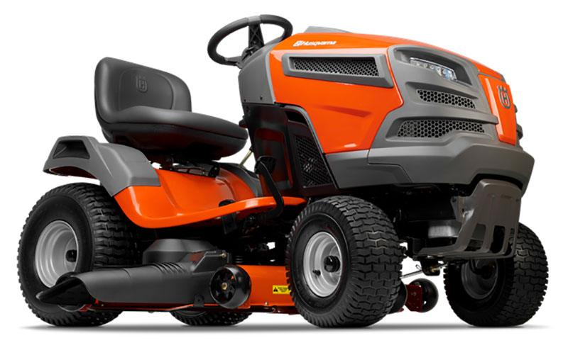 2019 Husqvarna Power Equipment YTH24K48D Lawn Tractor Kohler in Berlin, New Hampshire