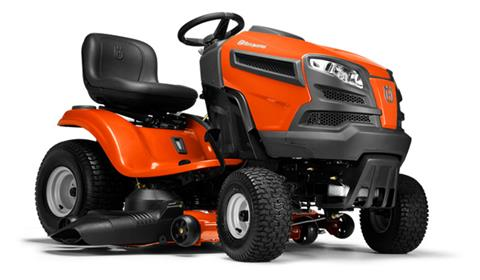 2019 Husqvarna Power Equipment YTH24V54 Lawn Tractor Briggs & Stratton in Berlin, New Hampshire