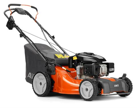 2019 Husqvarna Power Equipment L321AHE Walk Behind Mower Kohler in Terre Haute, Indiana