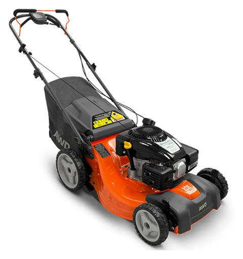 2019 Husqvarna Power Equipment L 221AHK Walk Behind Mower Kohler in Fairview, Utah